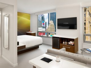 The Newest Hotel Rooms in New York City