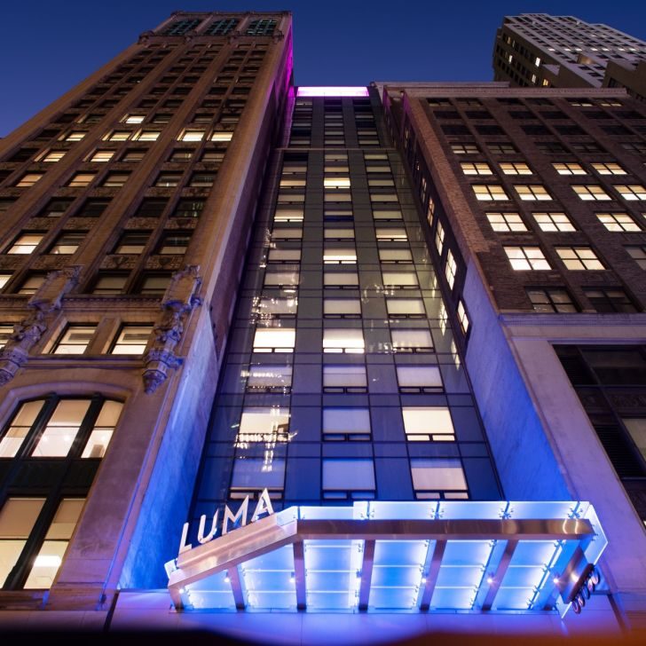 Times Square Hotel | LUMA Hotel Times Square