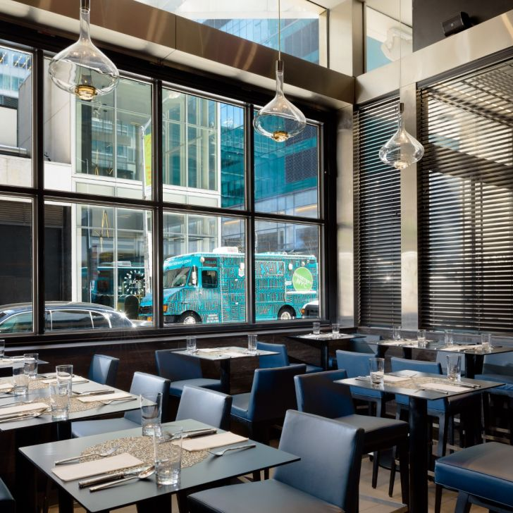 Restaurant in Midtown NYC | LUMA Hotel Times Square