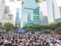 Movie Nights at Bryant Park