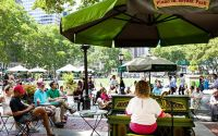 And all that Jazz at Bryant Park !
